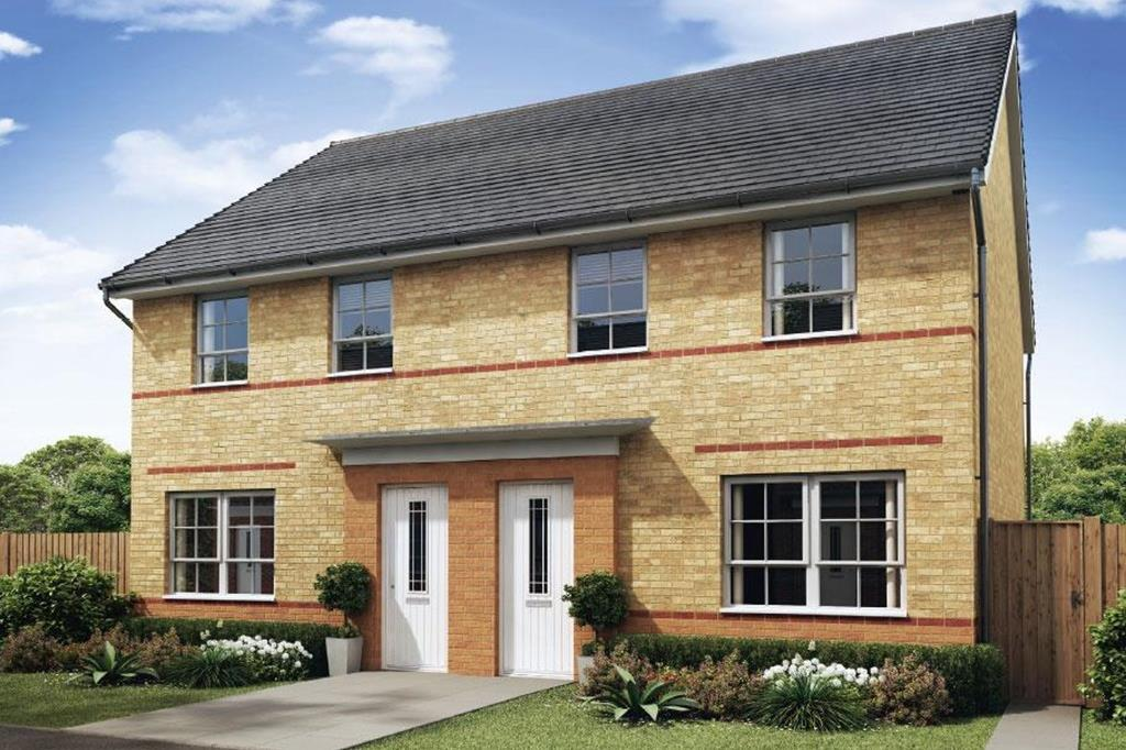 Maidstone 3 bedroom home outside view