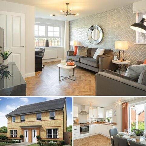 3 bedroom semi-detached house for sale - Plot 77, Maidstone at Chapel Fields, Glebe Road, Loughor, SWANSEA SA4