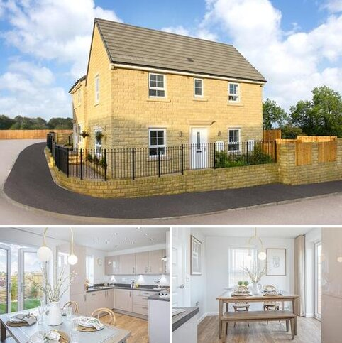 3 bedroom detached house for sale - Plot 133, Moresby at The Bridleways, Eccleshill, Bradford, BRADFORD BD2