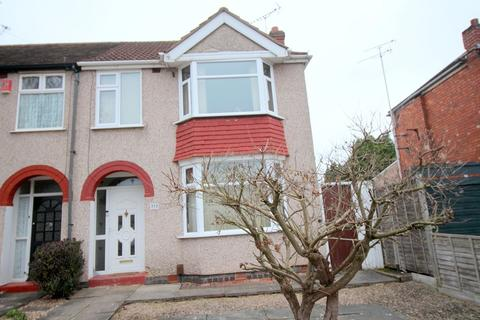 3 bedroom end of terrace house for sale - Longfellow Road, Poets Corner, Stoke, Coventry, West Midlands. CV2 5HN