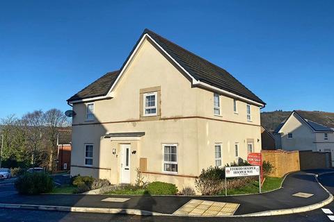 4 bedroom detached house for sale - Hooper Way, Tonna, Neath. SA11 3FB