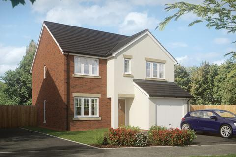 4 bedroom detached house for sale - Plot 149, The Larkin at Ymyl Yr Afon, Sales & Marketing Suite CF48