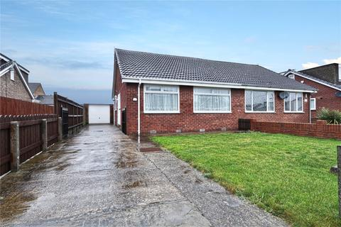 2 bedroom semi-detached house for sale - Watkinson Close, Preston, Hull, HU12