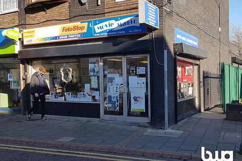 Retail property (high street) for sale - Castle Street, Bilston, WV14 9ES