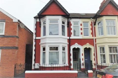 4 bedroom terraced house for sale - Coveny Street, Cardiff