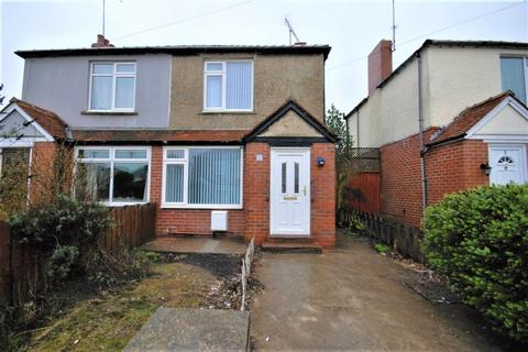 2 bedroom semi-detached house to rent - Bellfield Avenue, Fawdon