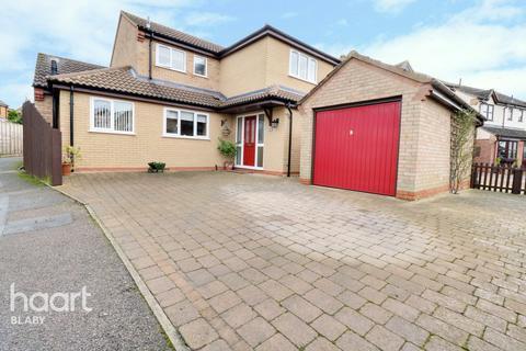 3 bedroom detached house for sale - Aland Gardens, Leicester