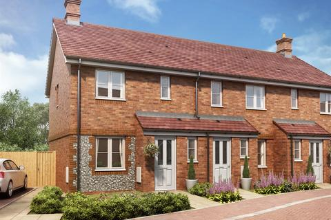 3 bedroom end of terrace house for sale - Plot 14-o, The Hanbury   at Hampton Park, Toddington Lane BN17