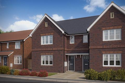 3 bedroom semi-detached house for sale - Plot 203-o, The Hatfield at Forge Wood, Steers Lane RH10