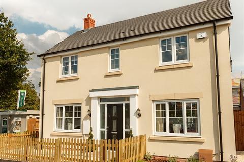 4 bedroom detached house - Plot 230, The Honeybourne at The Grange, Ettington Road CV35