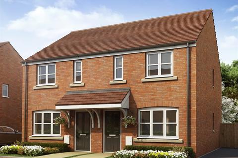 2 bedroom semi-detached house - Plot 229, The Alnwick Special at The Grange, Ettington Road CV35