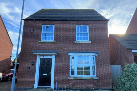 4 bedroom detached house to rent - Newark View, Barrowby Lodge, Grantham, NG31 8UR