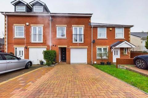 4 bedroom townhouse for sale - Ragnall Close, Thornhill, Cardiff. CF14 9FR