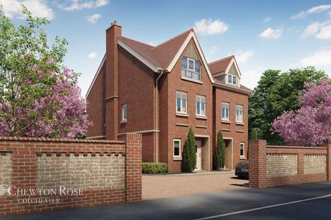 4 bedroom semi-detached house for sale - Creffield Road, Lexden