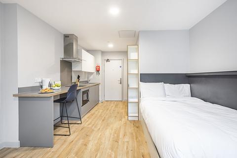 Studio to rent - Glossop Rd, Cardiff