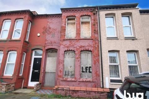 3 bedroom terraced house for sale - Shakespeare Street, Bootle, Merseyside, L20 4JP