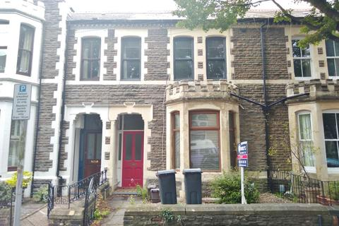 2 bedroom flat to rent - Talbot Street, Pontcanna, Cardiff CF11 9BX
