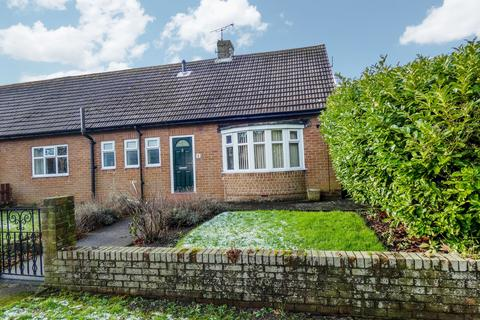 2 bedroom bungalow for sale - Churchburn Drive, Loansdean, Morpeth, Northumberland, NE61 2BY