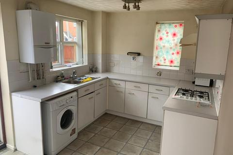 2 bedroom semi-detached house - BRAMBLE CLOSE, HAMILTON, LEICESTER LE5