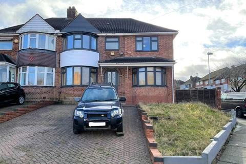 4 bedroom semi-detached house to rent - Lindsworth Road, Kings Norton, Birmingham, B30 3RP