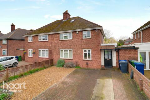 3 bedroom semi-detached house for sale - Fernlea Close, Cambridge