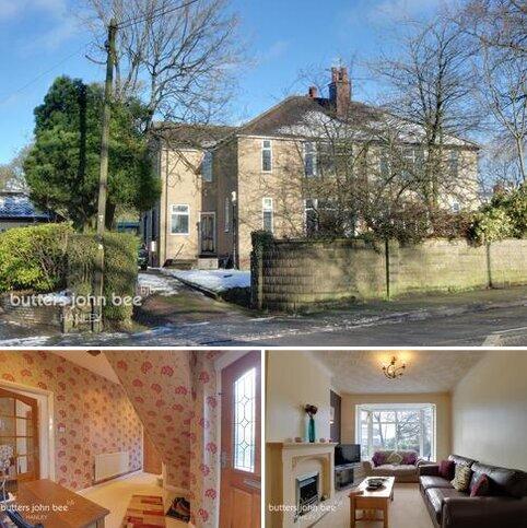 4 bedroom semi-detached house for sale - Ash Bank Road Stoke-On-Trent ST2 9DX