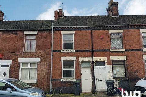 2 bedroom terraced house for sale - Bond Street, Stoke-on-Trent, ST6 5HF
