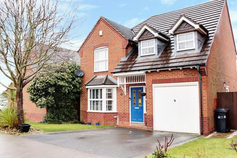 4 bedroom detached house for sale - Quintonside, Grange Park