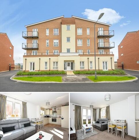 2 bedroom flat for sale - Nicholas Charles Crescent,  Aylesbury,  HP18