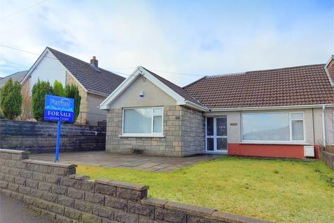 3 bedroom semi-detached bungalow for sale - Alma Road, Maesteg, Mid Glamorgan