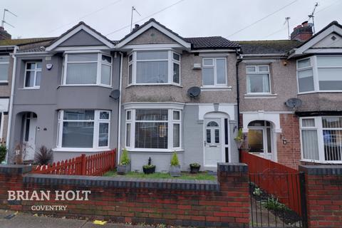 3 bedroom terraced house for sale - Tiverton Road, Coventry