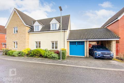 4 bedroom detached house for sale - Sterling Road, Old Catton