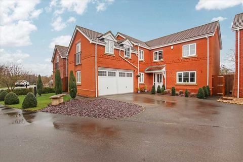 5 bedroom detached house for sale - Post Mill Close, North Hykeham, North Hykeham