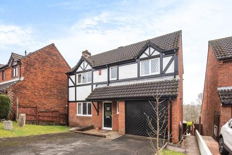 4 bedroom detached house for sale - A Sense Of Space - Woolwell