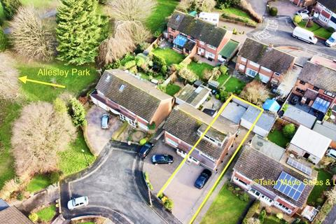 4 bedroom semi-detached house for sale - Buckhold Drive, Allesley Park, Coventry, CV5 - EXTENDED AND LOFT CONVERSION