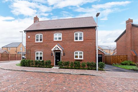 4 bedroom detached house for sale - Lutterworth Avenue, Sandymoor