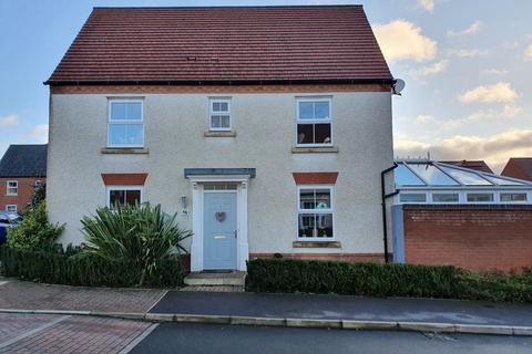 3 bedroom detached house for sale - Glamorgan Way, Church Gresley, DE11