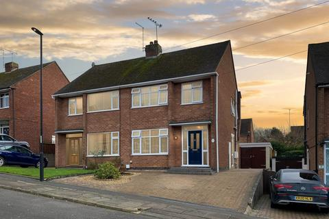 3 bedroom semi-detached house for sale - Scafell Close, Mount Nod, Coventry