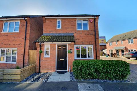 3 bedroom detached house for sale - Mason Road, Melton Mowbray