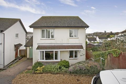 4 bedroom detached house for sale - Galloway Drive, Teignmouth