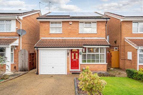 3 bedroom detached house for sale - Woodham Close, Rubery, Birmingham
