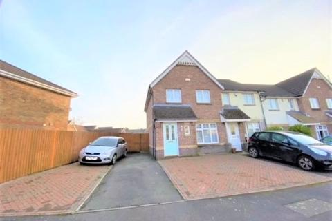3 bedroom end of terrace house for sale - Whinberry Way Westfield Park Cardiff CF5 4QU