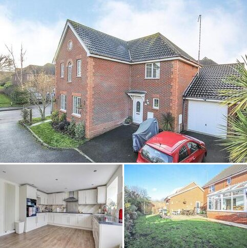 4 bedroom detached house for sale - Columbine Way, Littlehampton, West Sussex, BN17