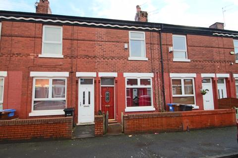 2 bedroom terraced house to rent - Springfield Avenue, Reddish, Stockport