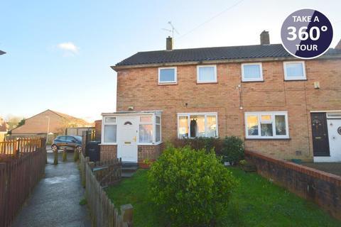 2 bedroom semi-detached house - Long Close, Stopsley, Luton, Bedfordshire, LU2 9BJ