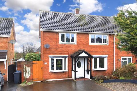 3 bedroom semi-detached house for sale - WOMBOURNE, Common Road