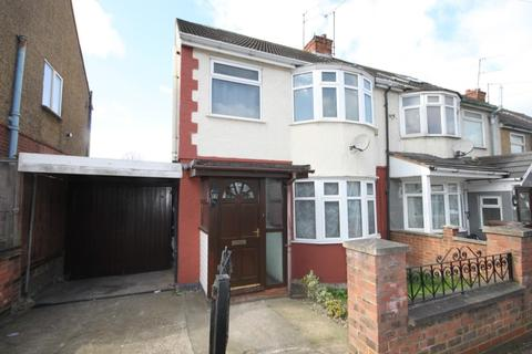4 bedroom terraced house to rent - Chester Avenue, Luton, LU4