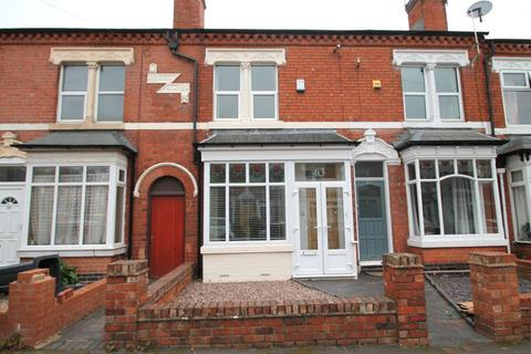 2 bedroom terraced house to rent - Earls Court Road, Harborne