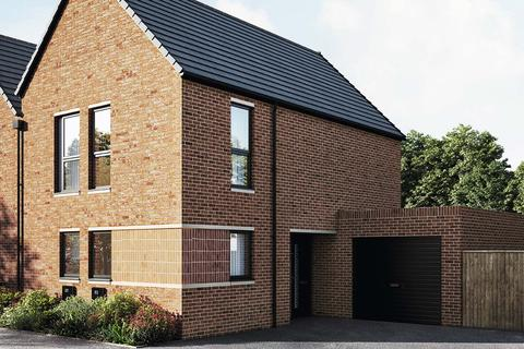 Linden Homes - Trilogy II - Plot 32, The Gosforth at St Albans Park, Whitehills Drive, Windy Nook NE10