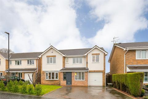 4 bedroom detached house for sale - Barrasford Close, Gosforth, Newcastle upon Tyne